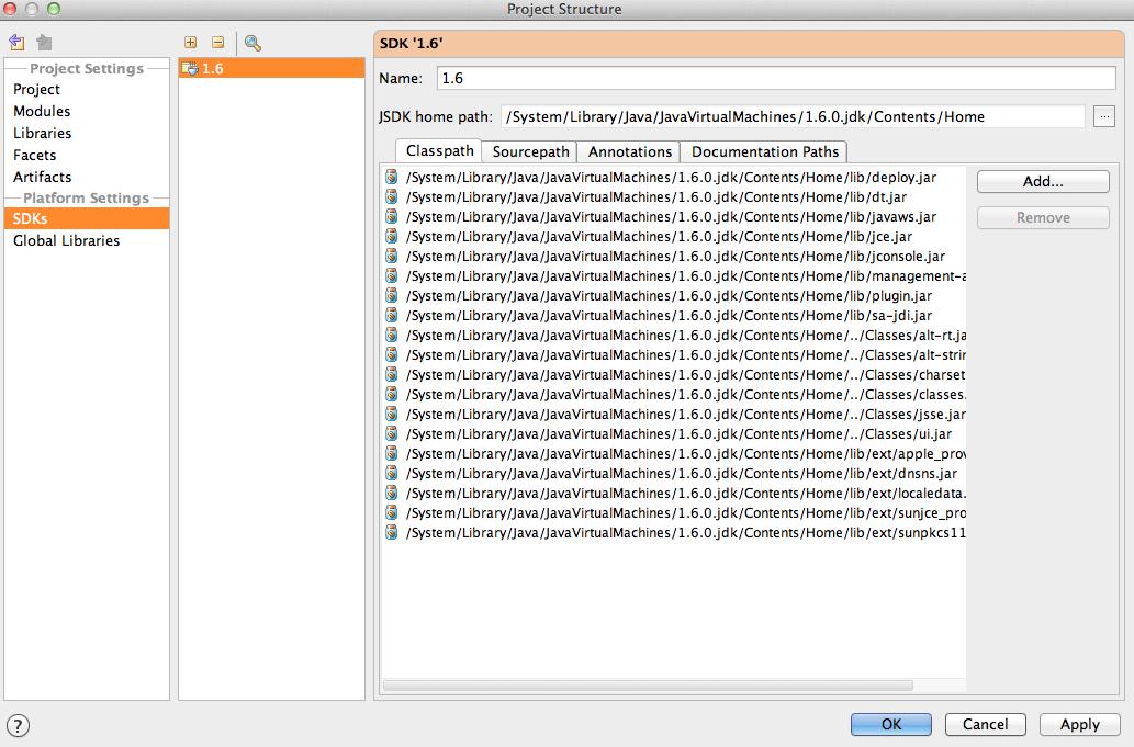 Script d'installation du JDK 5 sur MacOSX Lion et Mountain